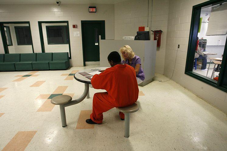 Juvenile Detention Exam